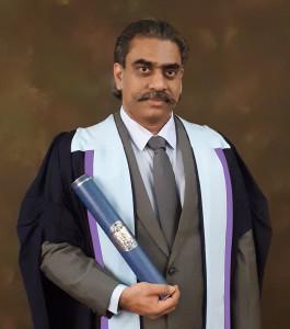 Dr Ravi Kumar AFO MDTFEd