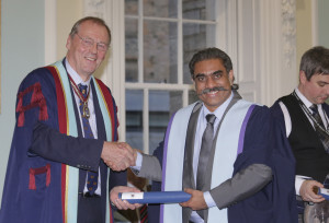 Member of the Faculty of Dental Trainers of The Royal College of Surgeons of Edinburgh